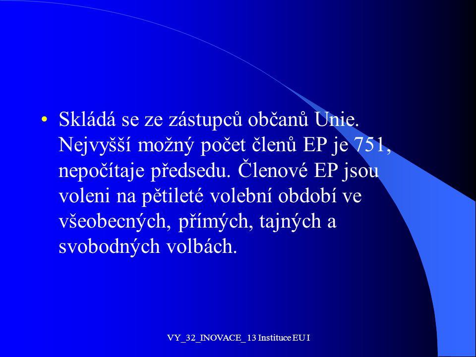 1/ http://office.microsoft.com/cs- cz/images/results.aspx?qu=unie&ex=1#ai: MC900438808|http://office.microsoft.com/cs- cz/images/results.aspx?qu=unie&ex=1#ai: MC900438808| 2/ http://office.microsoft.com/cs- cz/images/results.aspx?qu=unie&ex=1#ai: MC900440392|http://office.microsoft.com/cs- cz/images/results.aspx?qu=unie&ex=1#ai: MC900440392| VY_32_INOVACE_ 13 Instituce EU I