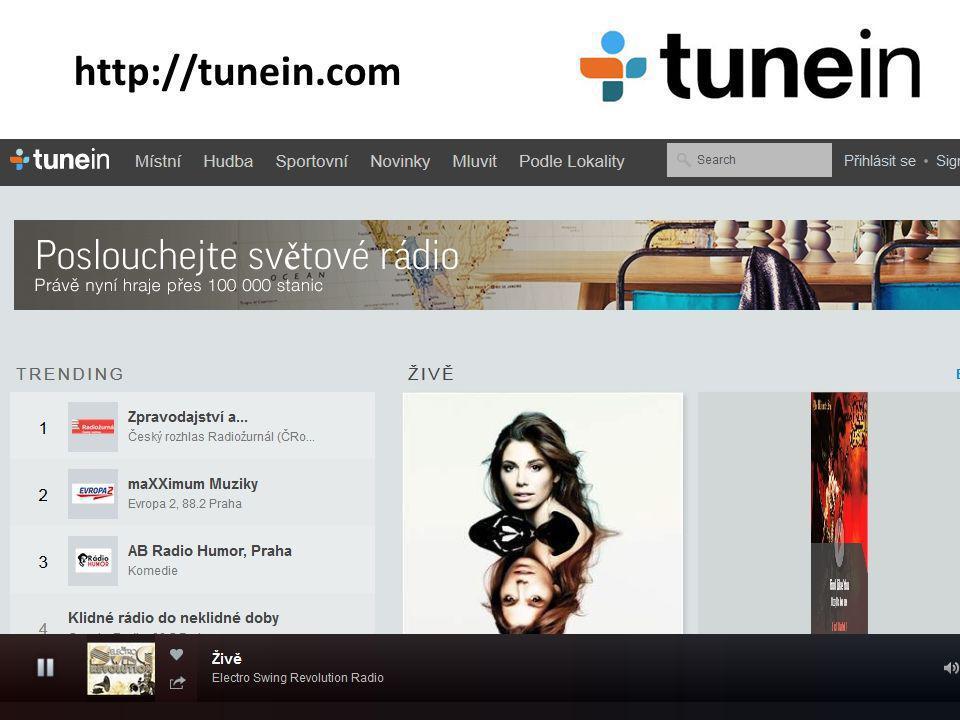 http://tunein.com