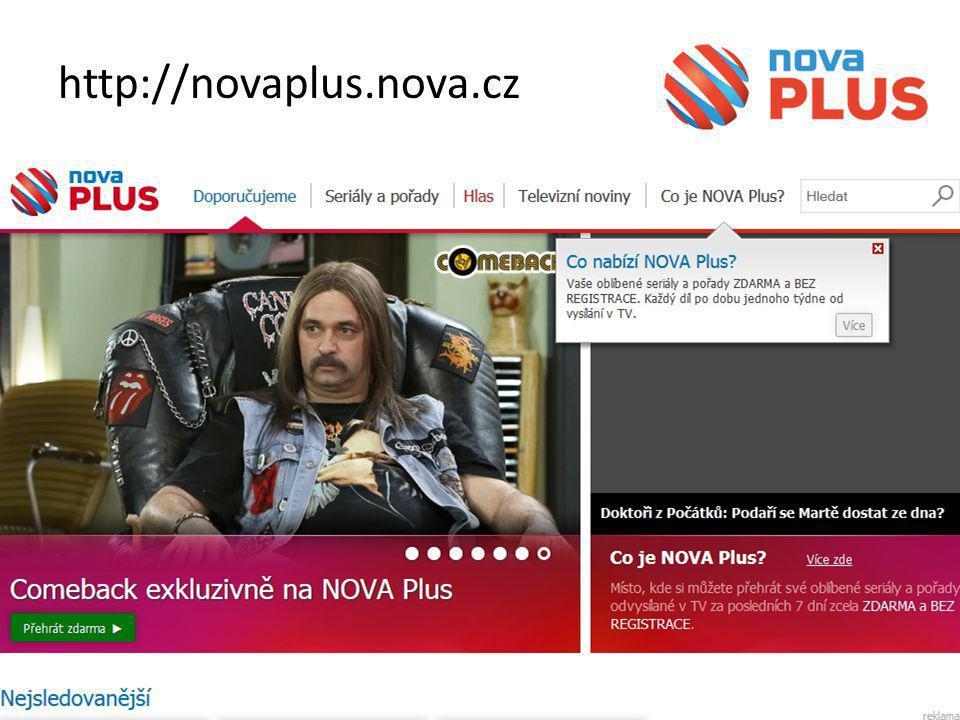 http://novaplus.nova.cz