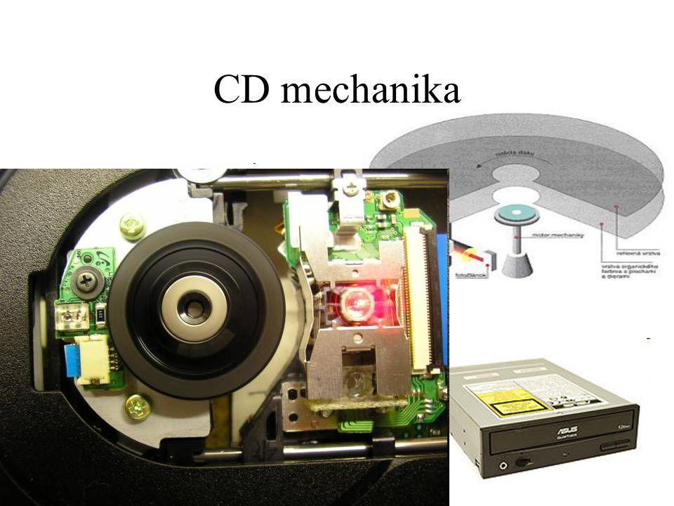 CD mechanika