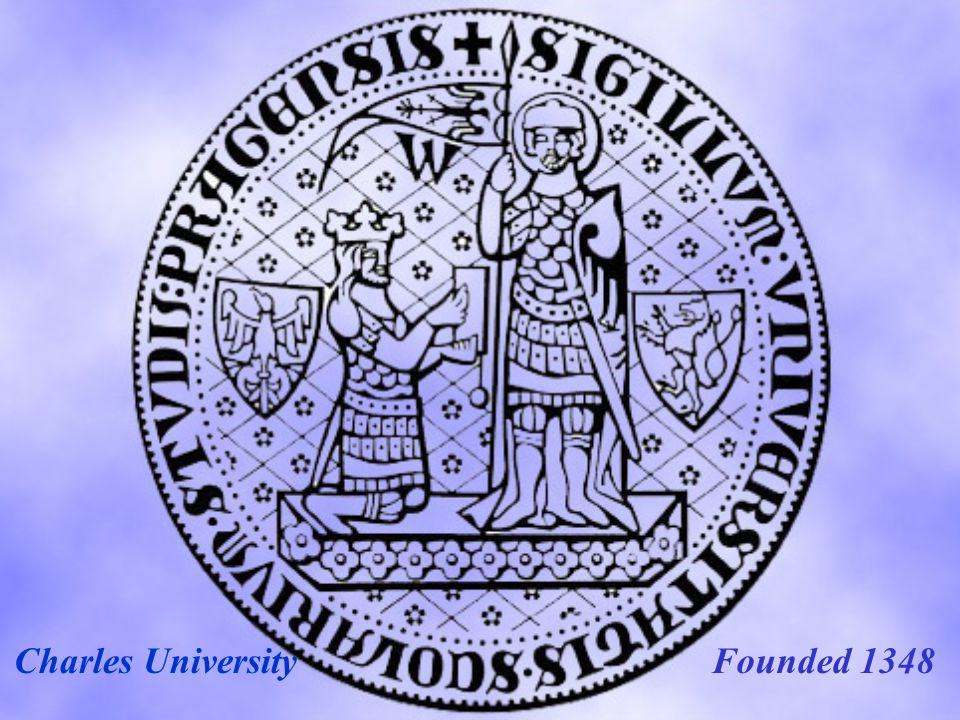 Founded 1348Charles University