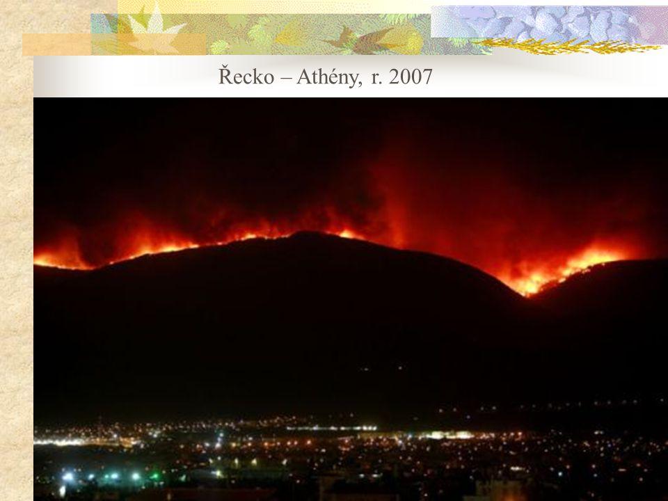 18 Řecko – Athény, r. 2007