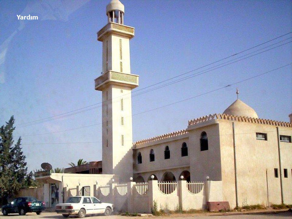 Ghadames Město a oáza s 10.000 obyvateli při hranicích s Tuniskem a Alžírskem