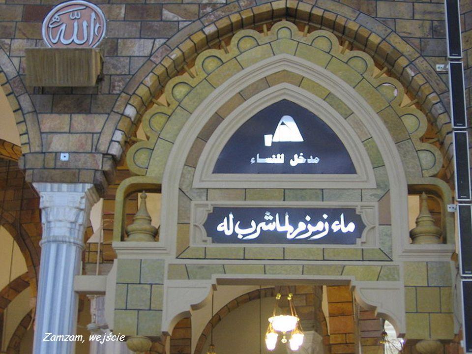 Zamzam je pramen, který se nachází na nádvoří mešity Al-Haram v Mekce, asi dvacet metrů východně od Kabby. Podle islámské tradice Zamzam objevila Hadž