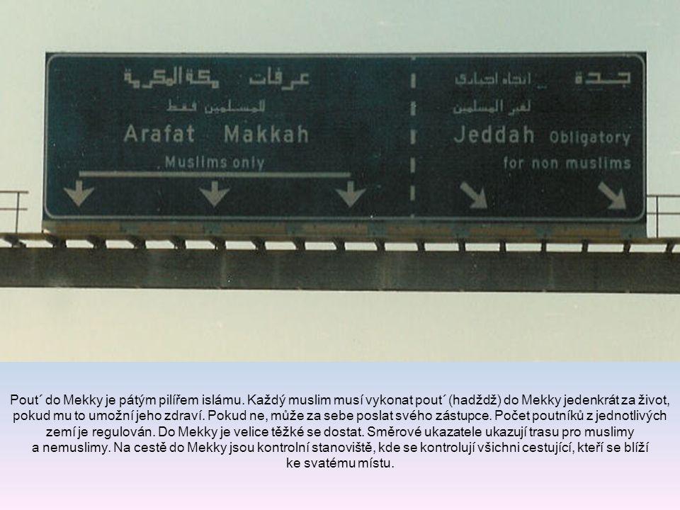 Mekka je náboženským centrem islámu a muslimů. Podle stoupenců islámu se zde narodil v roce 571 Muhammad. Od roku 1517 patřila pod Osmanskou říši, pře