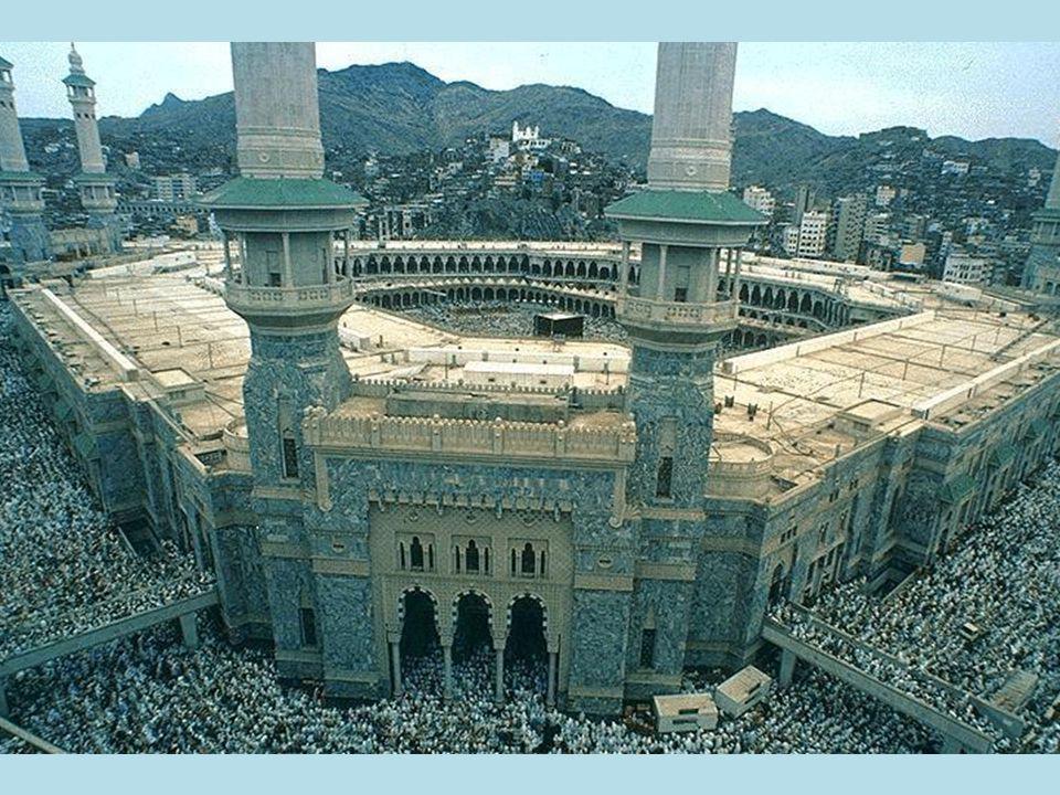 Pout´ do Mekky je pátým pilířem islámu. Každý muslim musí vykonat pout´ (hadždž) do Mekky jedenkrát za život, pokud mu to umožní jeho zdraví. Pokud ne