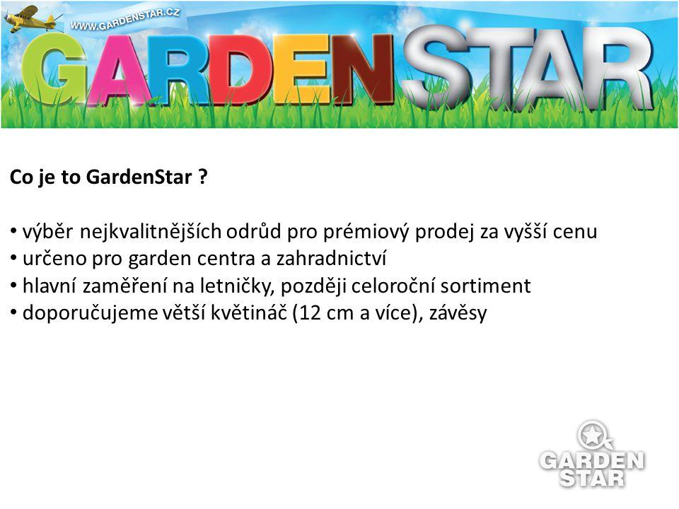 Co je to GardenStar .