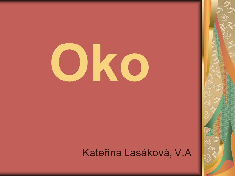 Oko Kateřina Lasáková, V.A