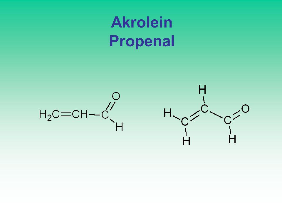 Akrolein Propenal
