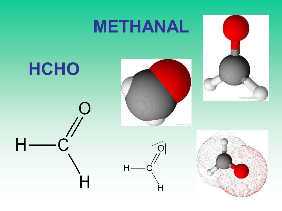 METHANAL HCHO