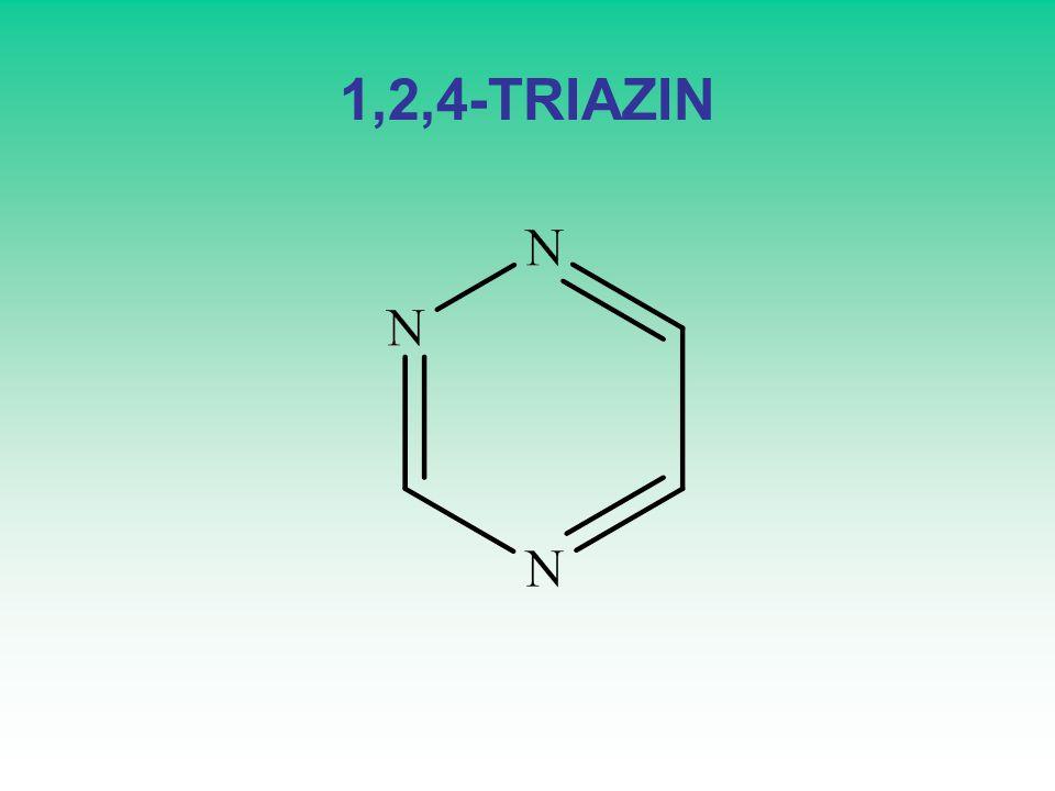 1,2,4-TRIAZIN