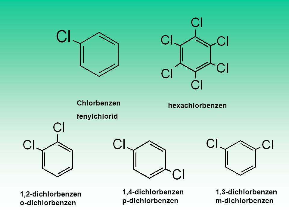 1,2,3-trichlorbenzen vic-trichlorbenzen 1,3,5-trichlorbenzen sym-trichlorbenzen