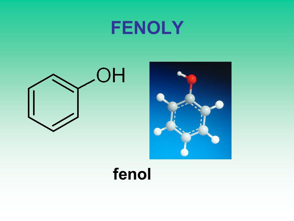 FENOLY fenol