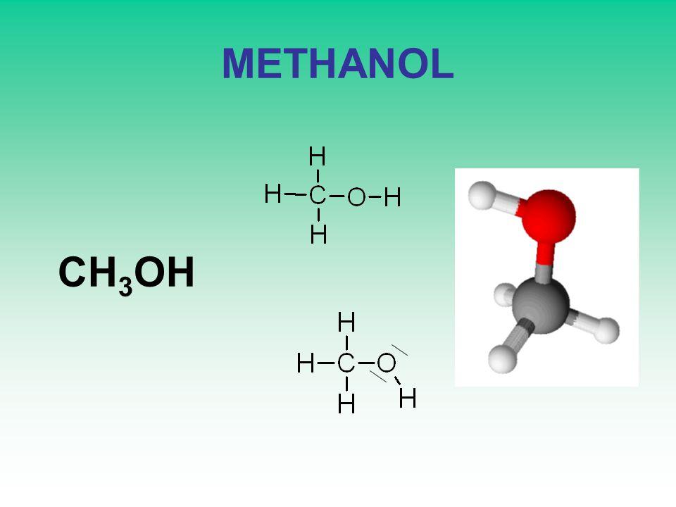 METHANOL CH 3 OH