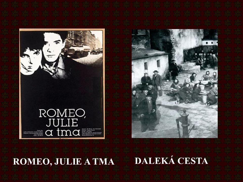 DALEKÁ CESTA ROMEO, JULIE A TMA