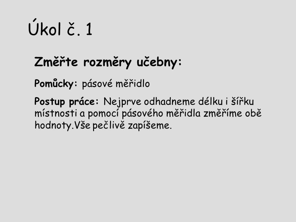 Úkol č.
