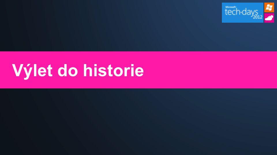 Výlet do historie