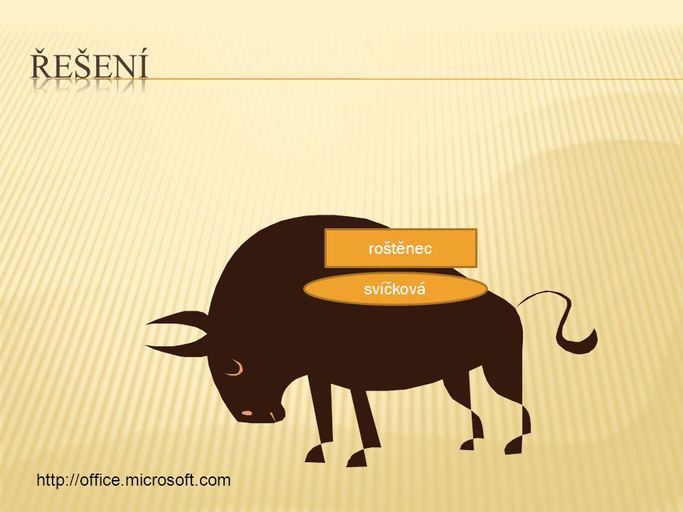 - před přípravou maso marinujeme - maso zprudka zapečeme - pozvolna dopékáme - dobu pečení neprodlužujeme - do masa nepícháme - obracíme kleštěmi http://office.microsoft.com