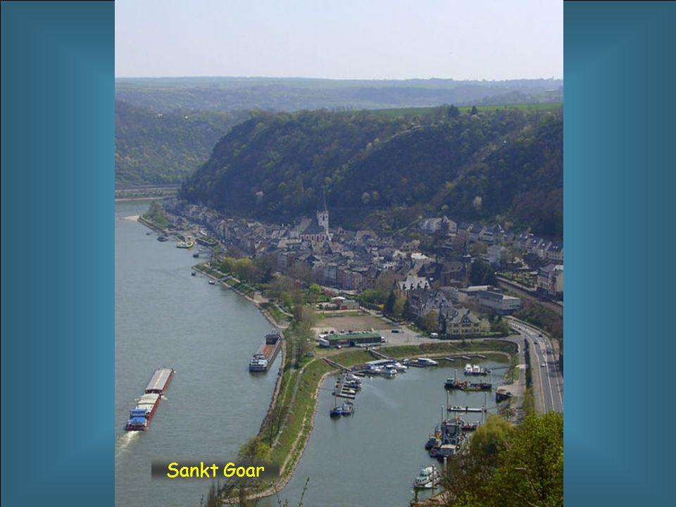 SANKT GOARD Sankt Goar