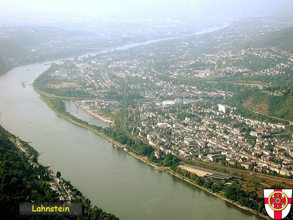 Marksburg a obec Braubach