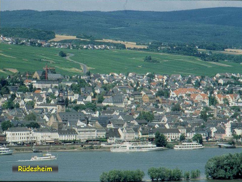 St. Goarshausen, hrad Katz