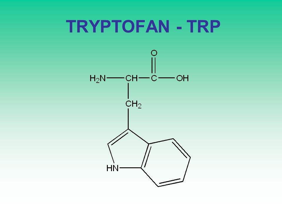 TRYPTOFAN - TRP