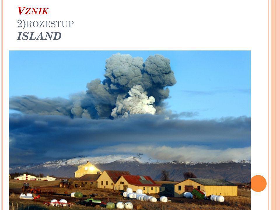 V ZNIK 2) ROZESTUP ISLAND