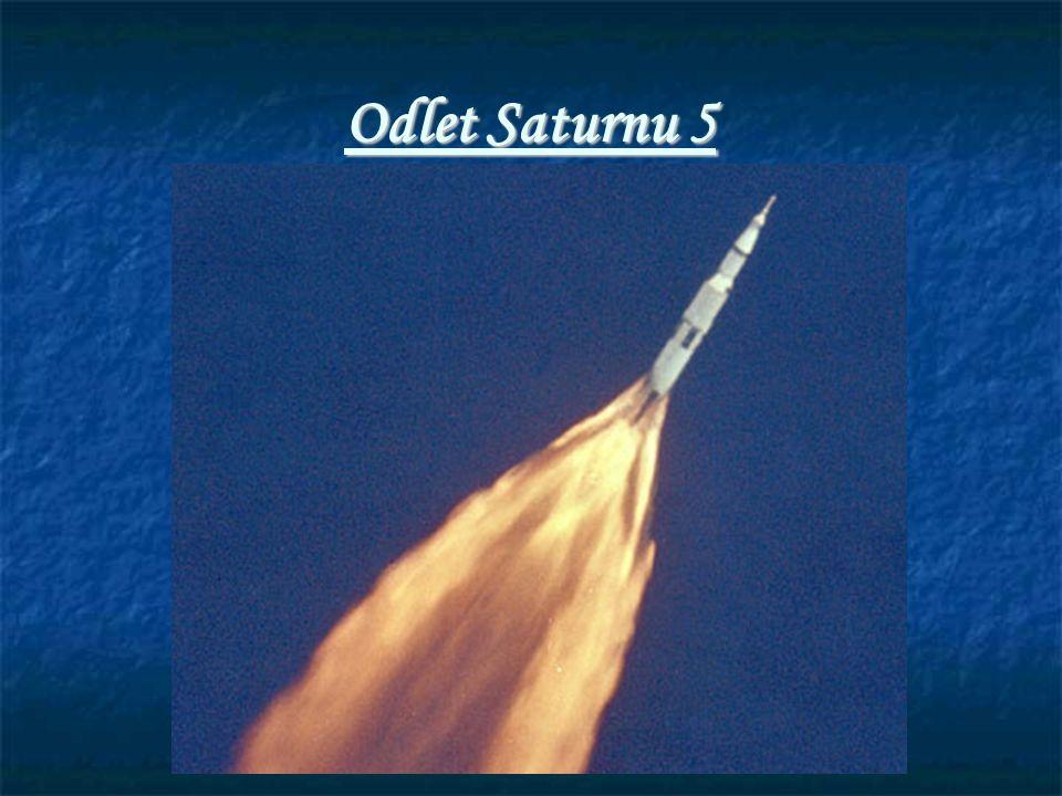 Odlet Saturnu 5