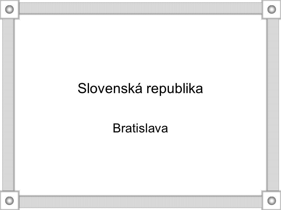 Slovenská republika Bratislava