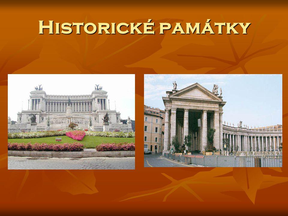 Historické památky