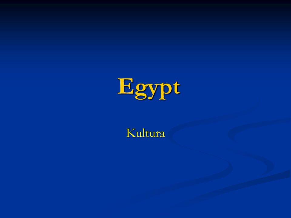 Egypt Egypt Kultura