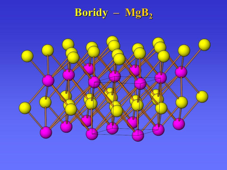 Boridy – MgB 2