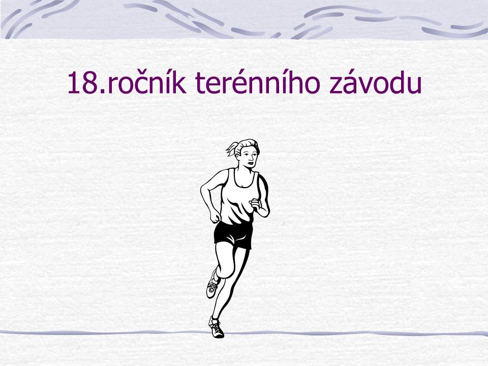 18.ročník terénního závodu