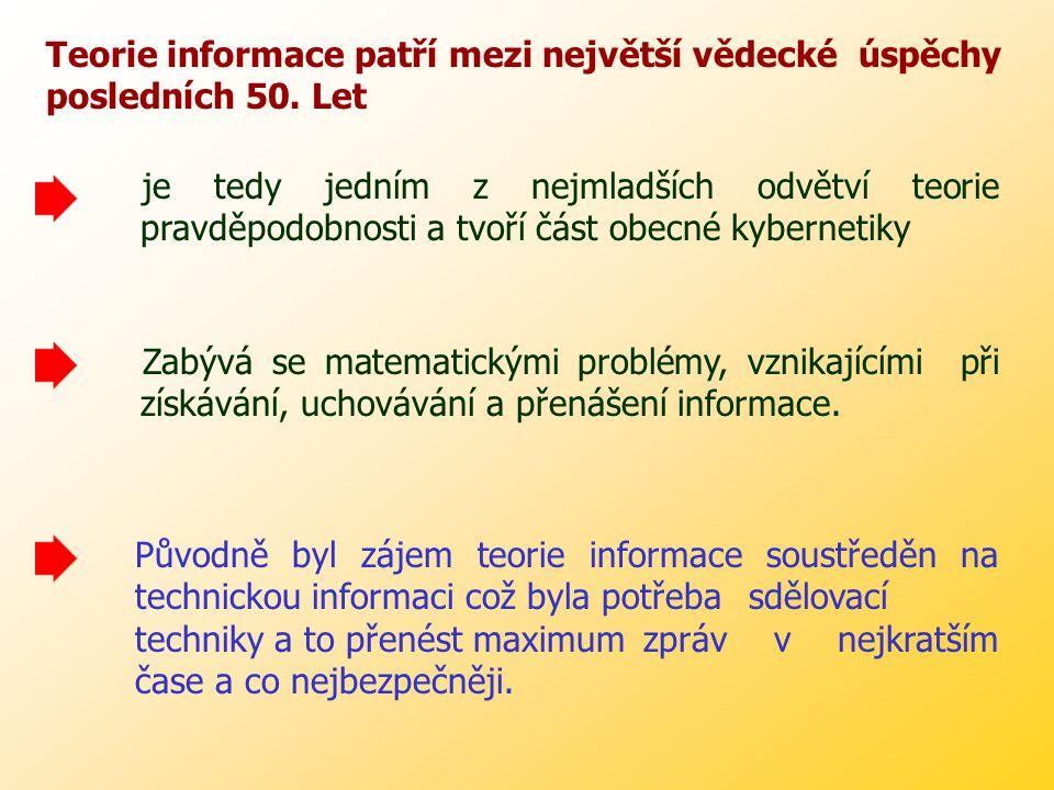 V denním životě : dostáváme různé informace uchováváme je (např.