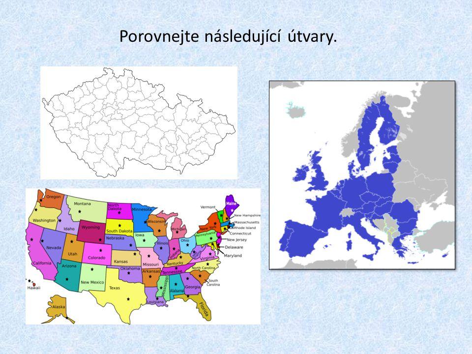 Územněsprávní uspořádání státu Členění státu Typy států: – Unitární stát – Federace – Konfederace