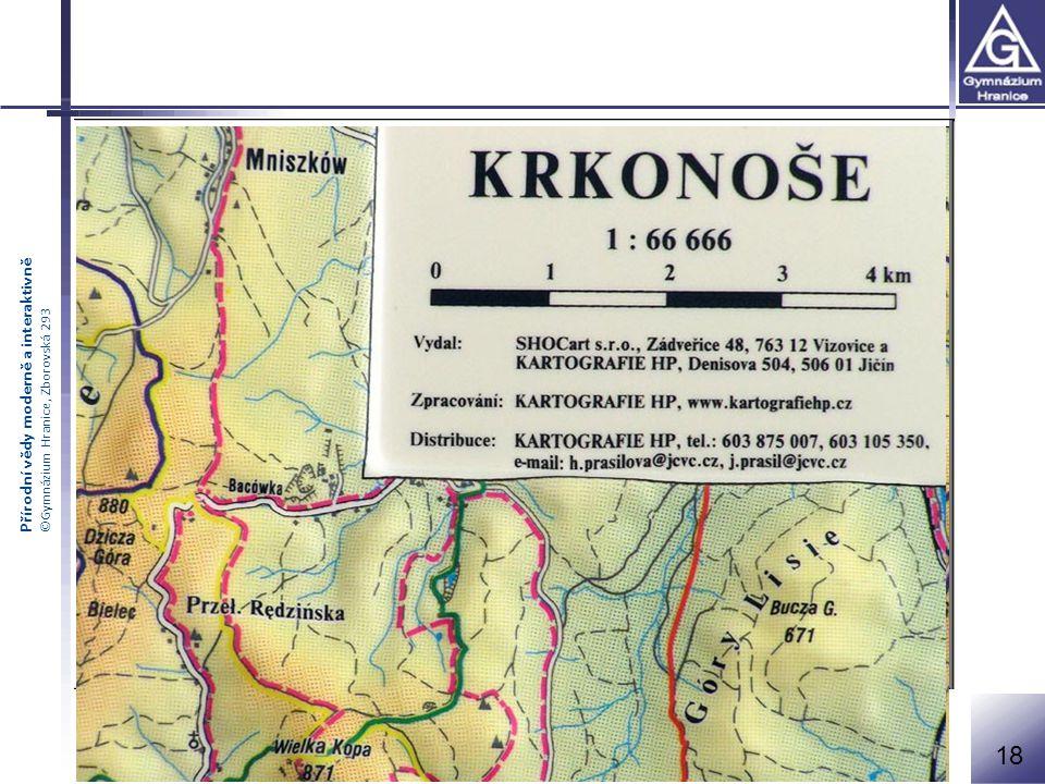 Přírodní vědy moderně a interaktivně ©Gymnázium Hranice, Zborovská 293 18