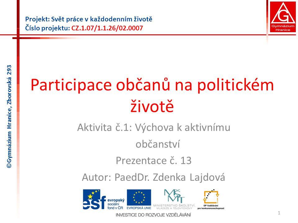 POLITIKA 2 politiké (řecké slovo) = správa POLITIKA  umění vládnout  umění řídit stát a vnitřní územní celky  organizovat vztahy mezi státy POLITIKA je správa a řízení veřejných věcí