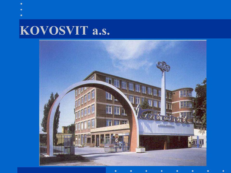 KOVOSVIT a.s.