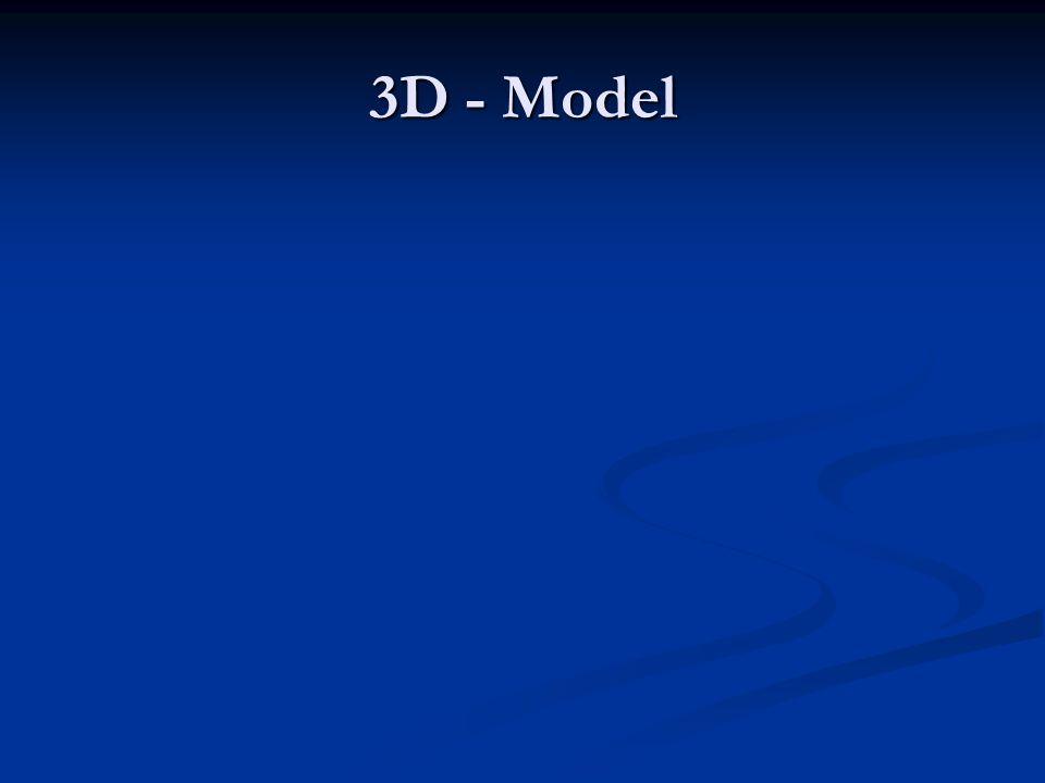 3D - Model