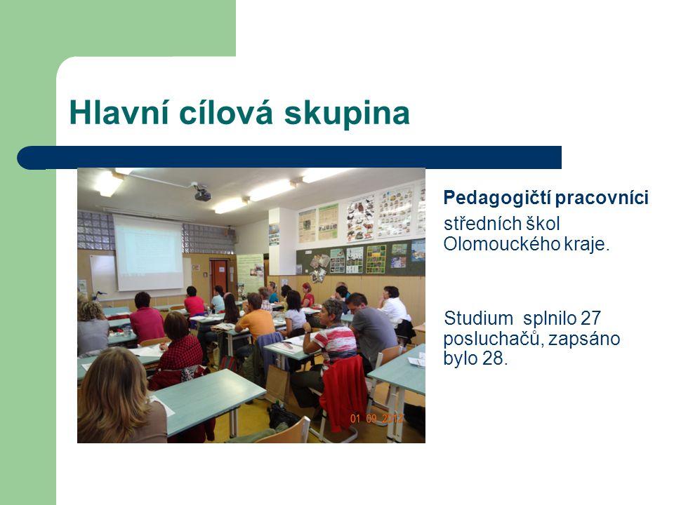 Průběh projektu zahájení 1.2. 2012 Od 1. 9.