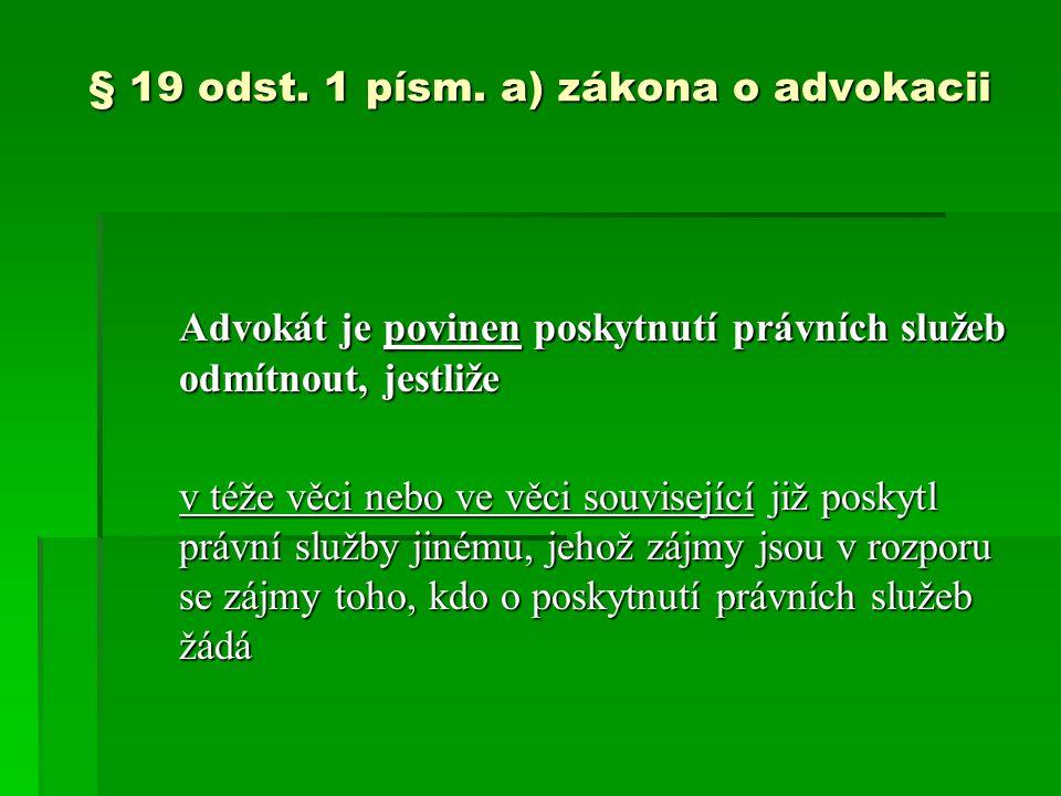 § 19 odst.1 písm.