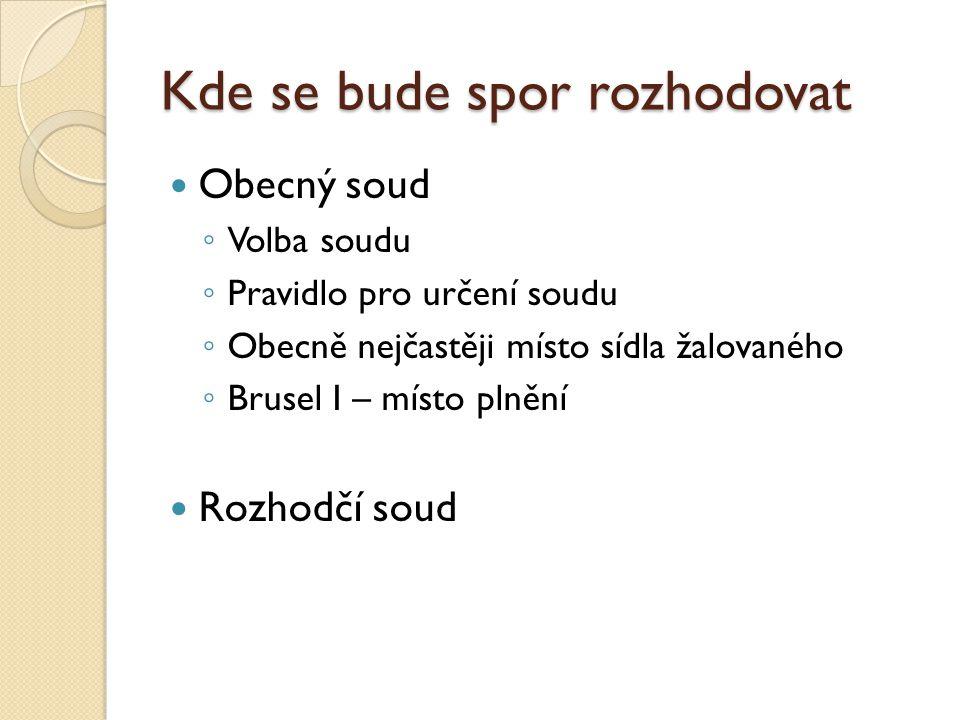 Podřízení se zah.řízení (čl.