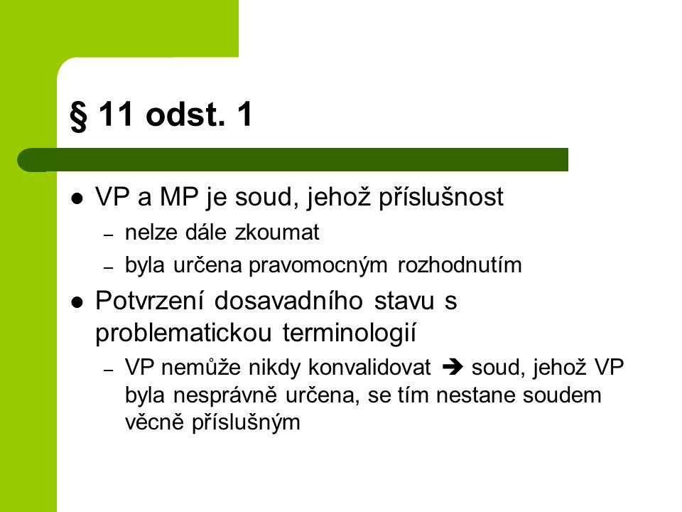 § 11 odst.
