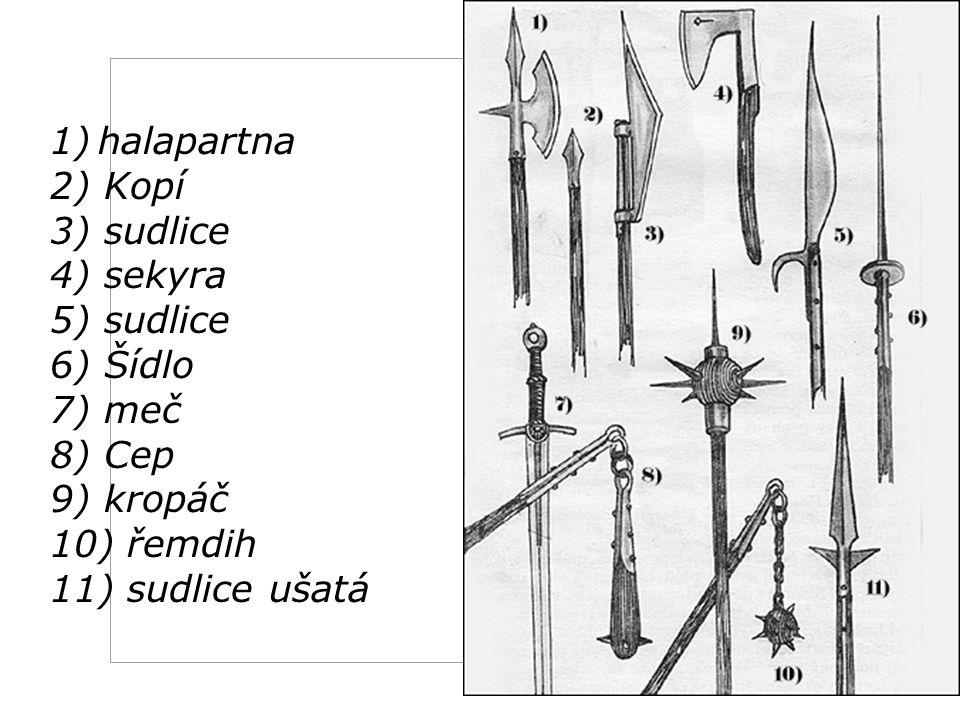 Husitské zbraně