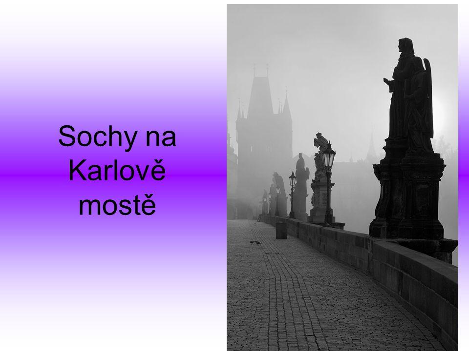 sv. Václava Socha sv. Václava na Karlově mostě