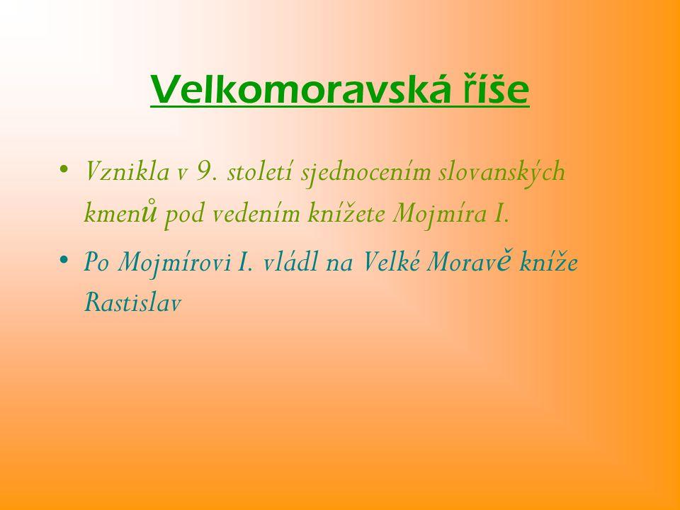Slované pocházeli z území mezi Vislou a Dn ě prem Od 5.
