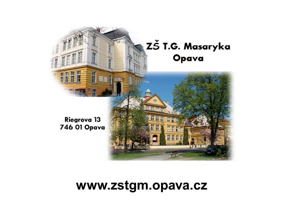 Děkuji za pozornost Mgr. Karin Martiníková školní speciální pedagog www.zstgm.opava.cz