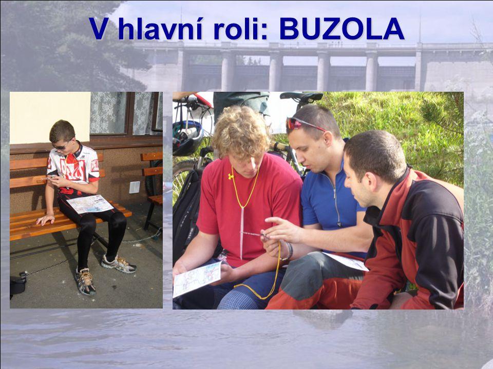 V hlavní roli: BUZOLA