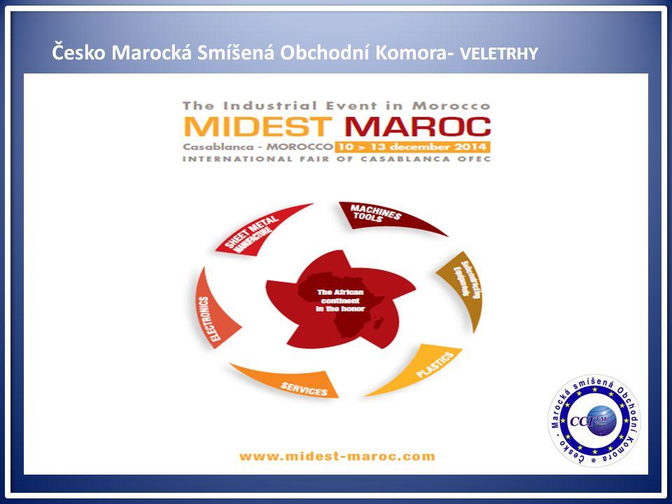 ww Česko Marocká Smíšená Obchodní Komora- VELETRHY