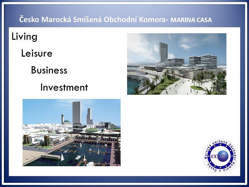 ww Living Leisure Business Investment Česko Marocká Smíšená Obchodní Komora- MARINA CASA